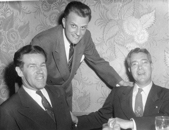 Trotman, Graham, Wyrtzen