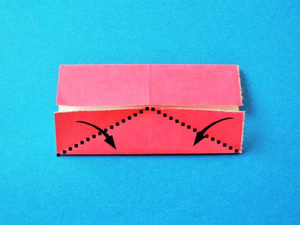 簡単 折り紙:リボン 作り方 折り紙-xn--o9ja9dn55ayerin411bcd3afbgz3gd4y.jp