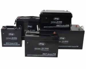 WhisperPower AGM Batterien von Navigare Elektromobilität und Marineelektronik