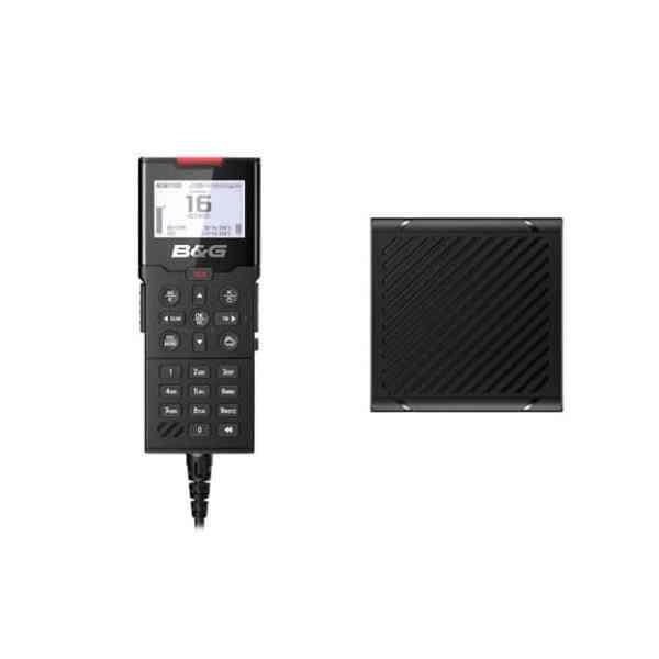 B&G H100 Mobilteil- und SP100 Lautsprecher-Satz (000-15648-001)