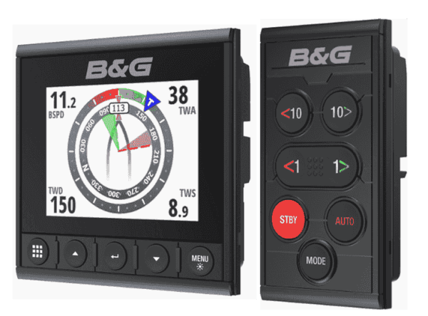 B&G Triton² Autopilot controller and Triton² Display Pack