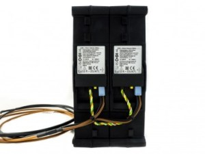 BOS LE300 Lithium Ionen Erweiterungsbatterie Verkabelung