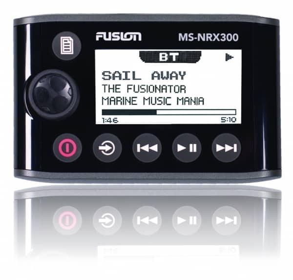 Fusion MS-NRX300 kabelgebundene Fernbedienung