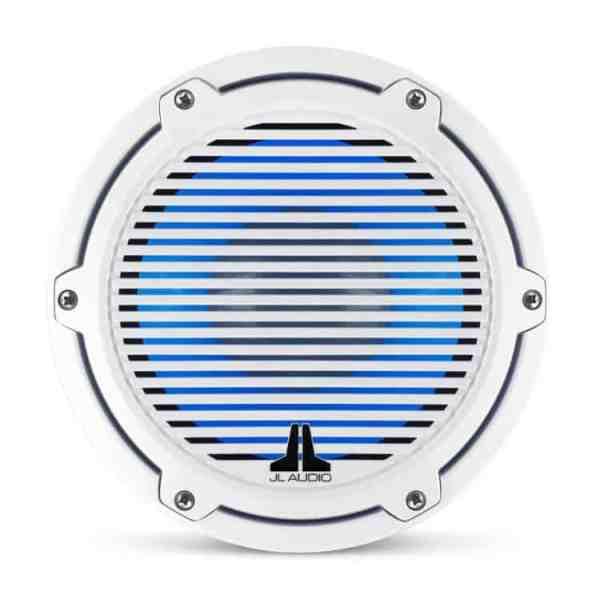 JL Audio M6-8IB Marine Subwoofer blau