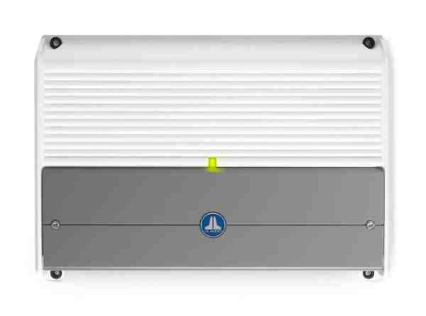 JL Audio M600-6 6-Kanal Marine Verstärker unten