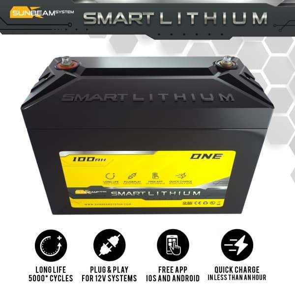 SUNBEAMsystemSmart Lithium ONE
