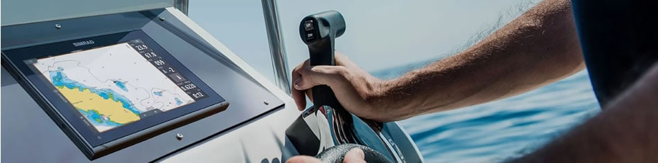 Simrad GO - Touch Screen