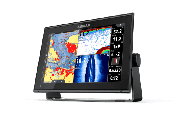 Simrad GO12 Multifunktionsdisplay