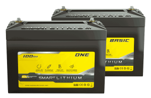 SunBeam Smart Lithium Plug & Play Batterien Serie