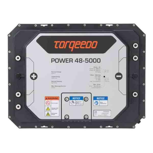 Torqeedo Power 48-5000 Lithium Hochleistungsbatterie