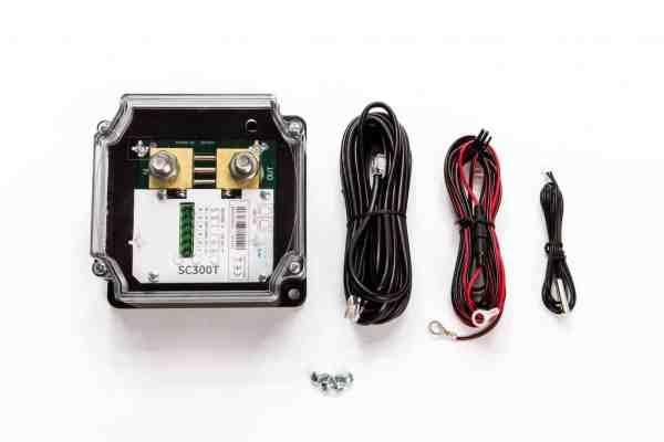 simarine Batteriemonitor-sc302T Shunt Lieferumfang