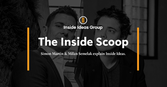 Inside Ideas Group: Brand Launch