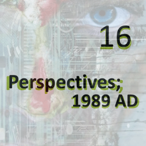 1989 ad - perspectives