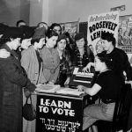Women voters advertisement