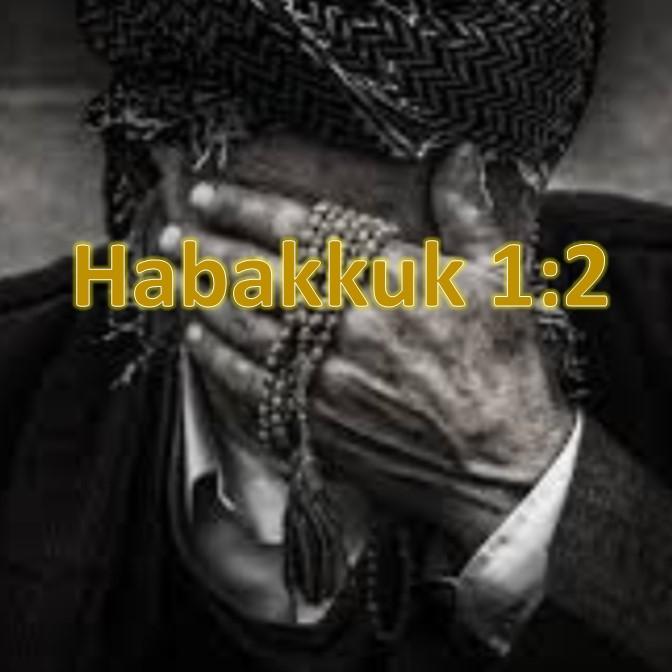Habakkuk 1:2