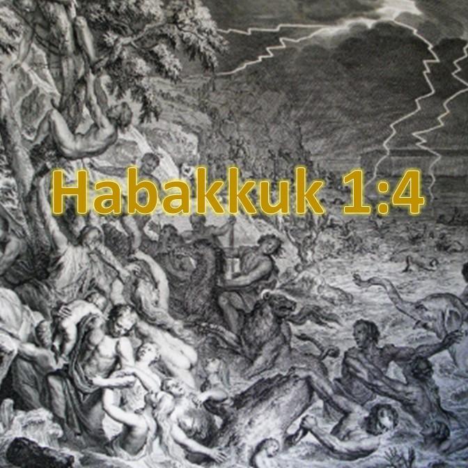 Habakkuk 1:4
