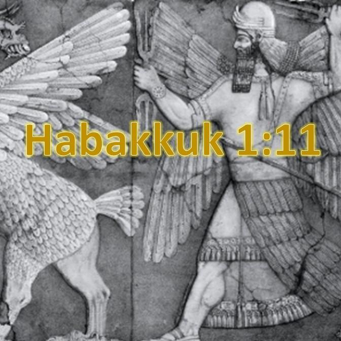 Habakkuk 1;11