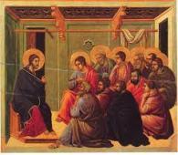 holy spirit through jesus teaching