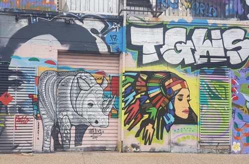 Darwin Street Art Austin Lane