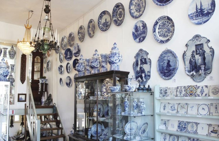 Antiques from Delft.com