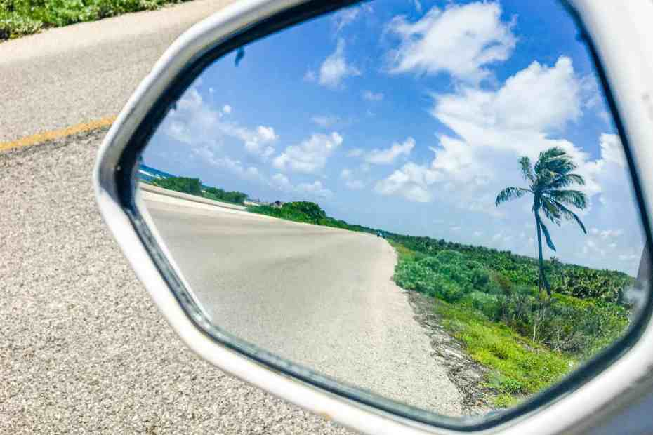 Navigating This Space - road trip essentials