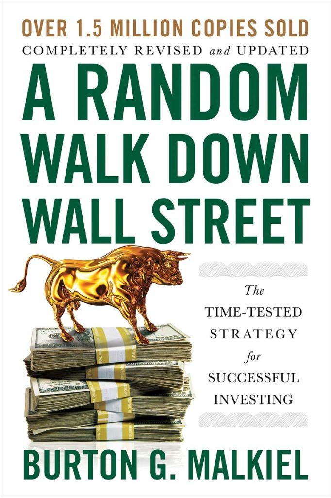 A Random Walk Down Wall Street by Burton G Malkiel