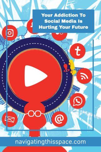 illustrations of social media icons