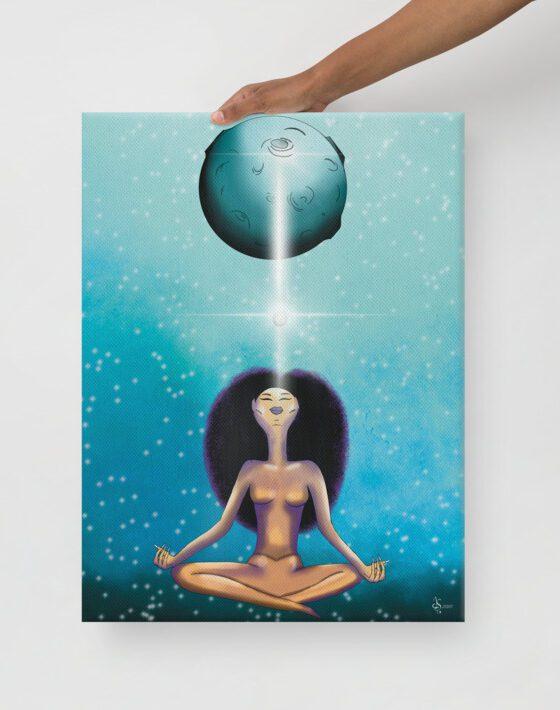 Moon Ritual – canvas-18×24