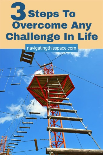 A challenging obstacle course