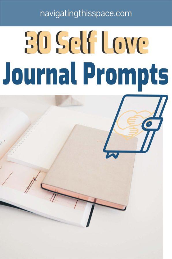 30 Self-Love Journal Prompts