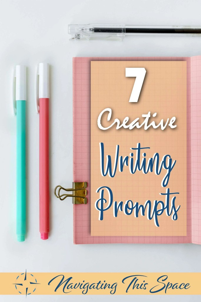7 Creative writing prompts
