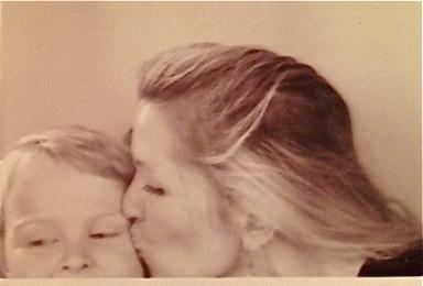 kissingmom