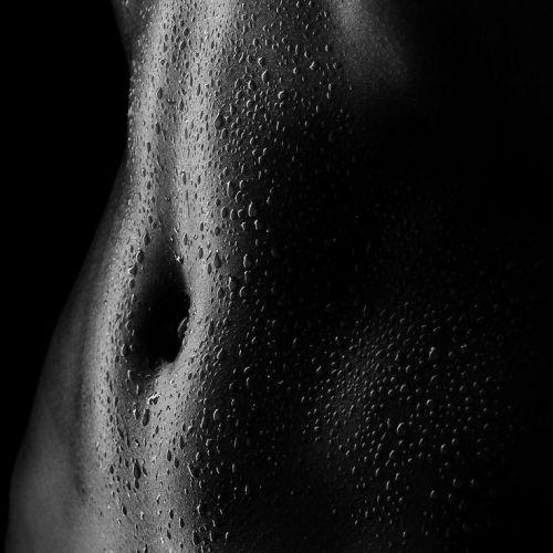 sweaty, woven  body