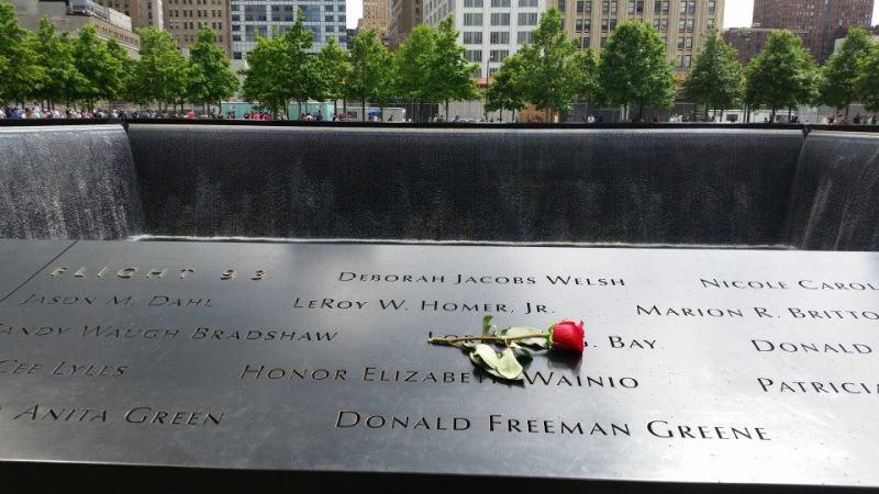 must sees in the big apple, 9/11 memorial