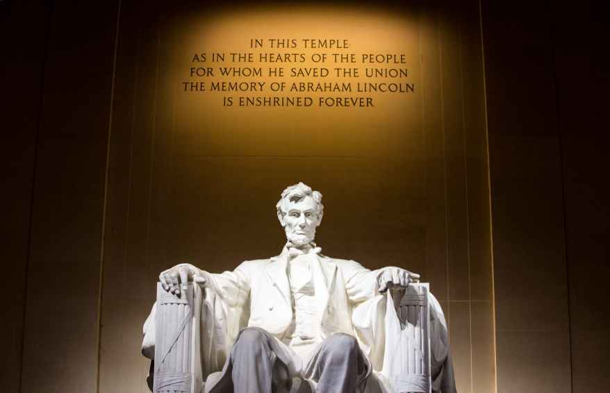 abraham lincoln administration adult art