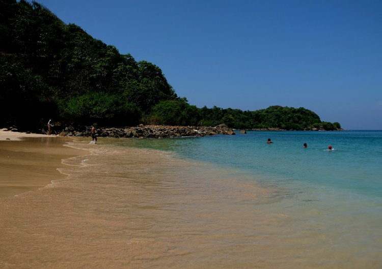 best beaches, jungle beach