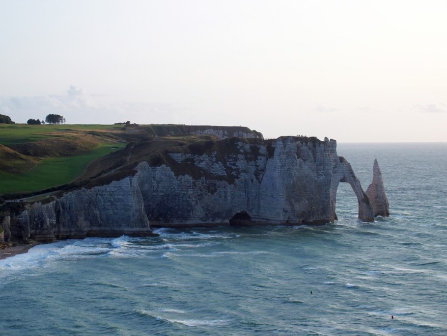 best beaches, etretat beach