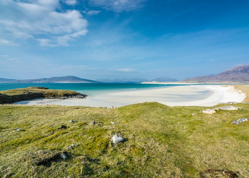 best beaches, luskentyre