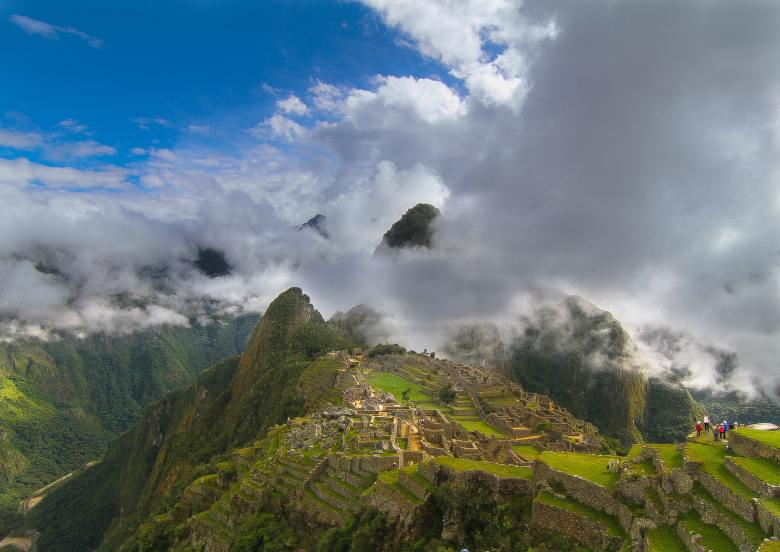 world heritage sites in South America, peru