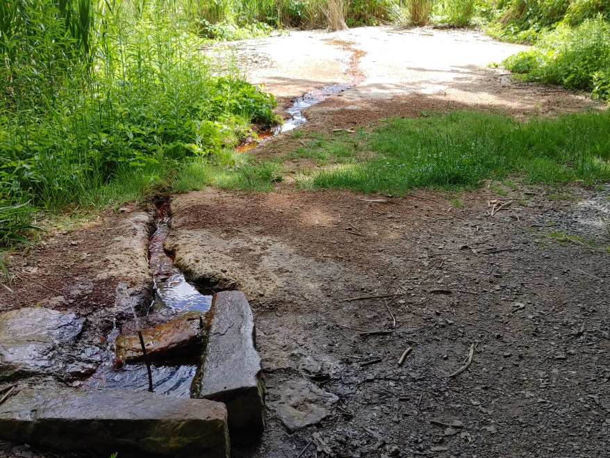 Tallulah spring, saratoga spa state park