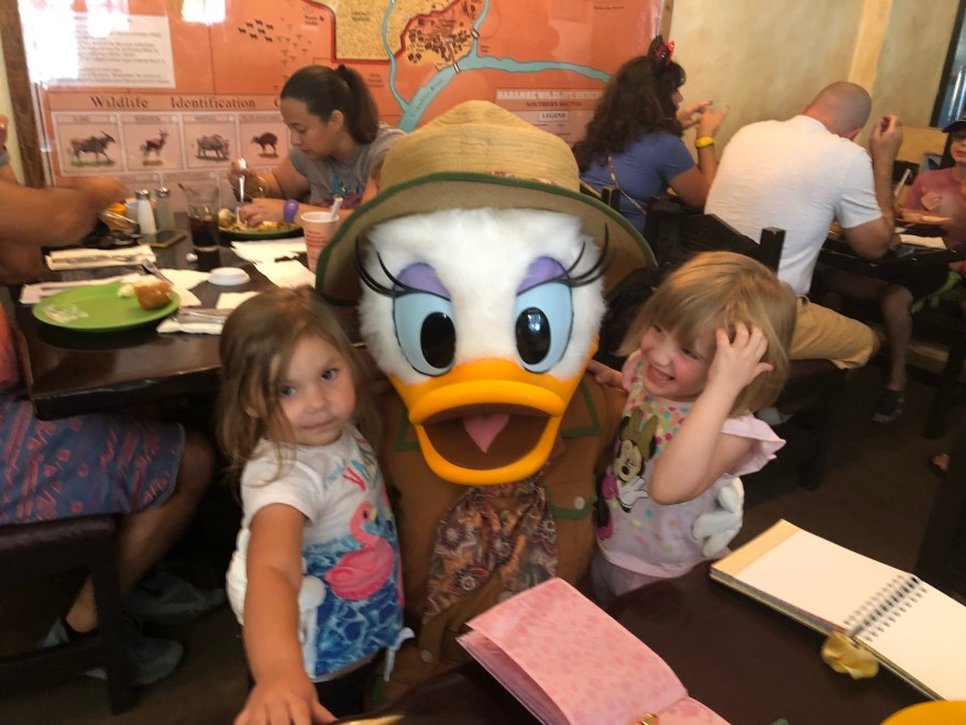 Disney's Animal Kingdom Tusker House