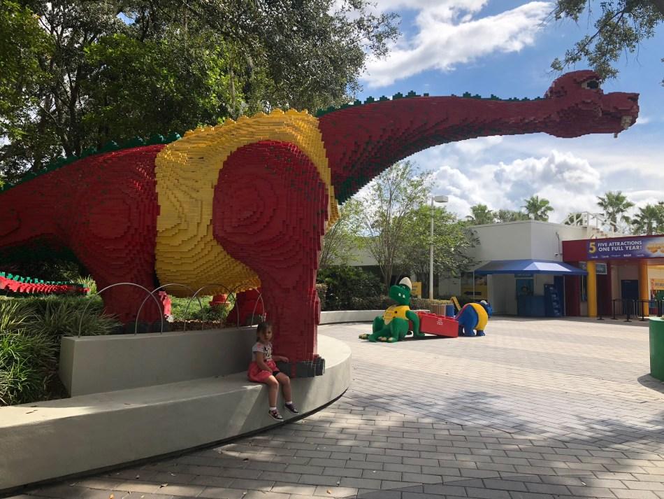 Legoland Florida, The Beginning