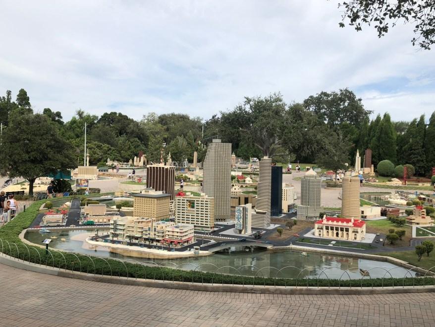 Mini Land USA, Legoland Florida