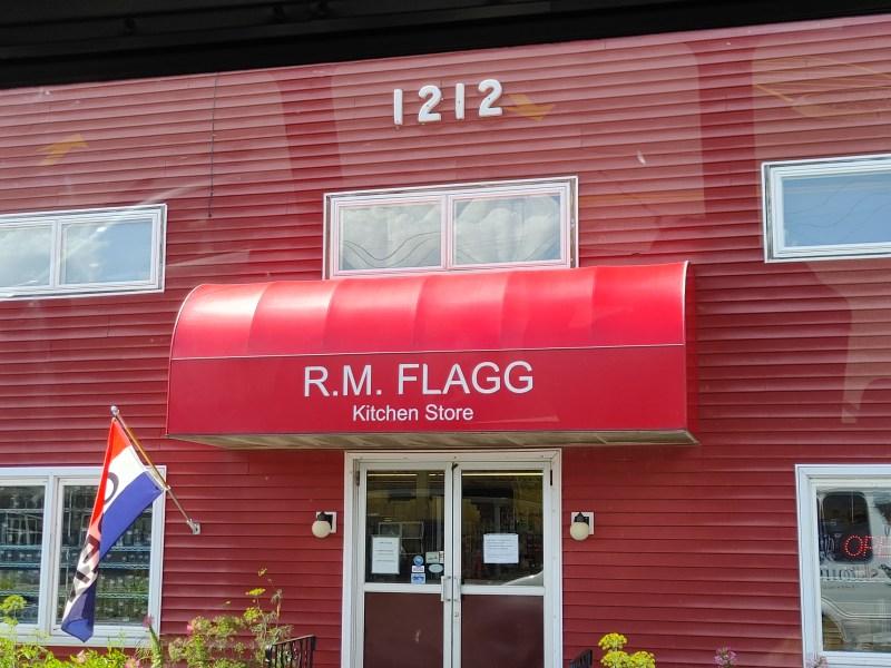 R.M. Flagg, Derry, Bangor Maine