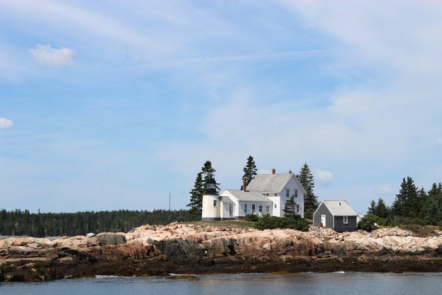 Winter Harbor Lighthouse, Maine Lighthouses
