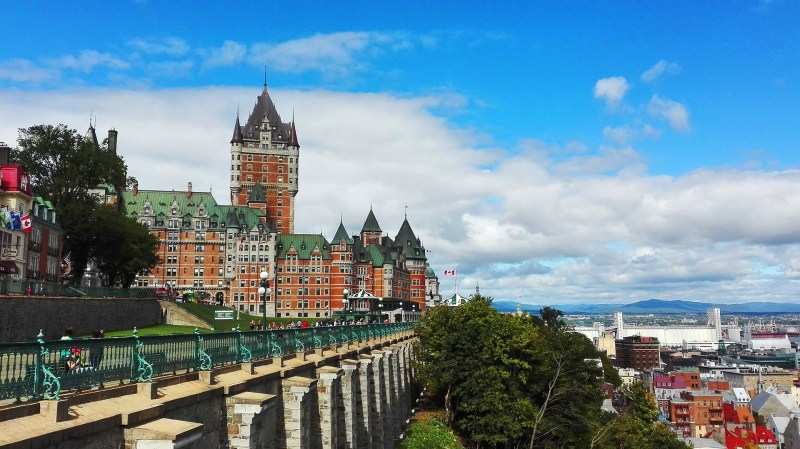 Canada with Kids, Quebec City