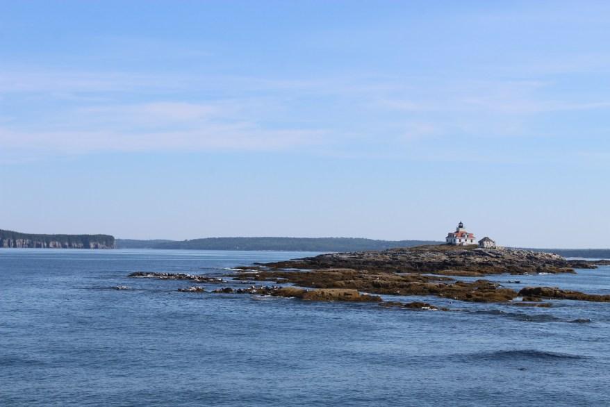 Egg Rock Light Maine