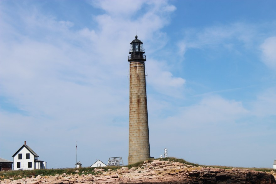 Petit Manan Lighthouse, Bar Harbor's Puffin and Lighthouse Cruise.