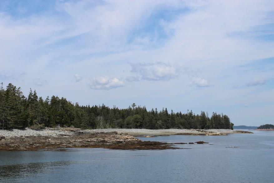 Shoreline, Maine