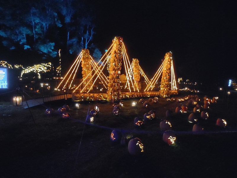 pumpkinzee bridge